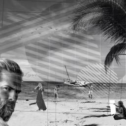 freetoedit stranded tropicalisland shipwreck