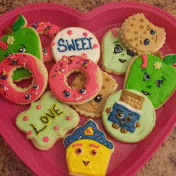 pcsweets sweets freetoedit cookies shopkins