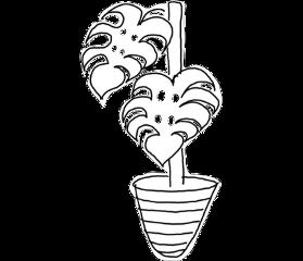 plants doodle freetoedit