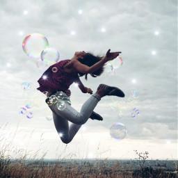 bubbles freetoedit remixit