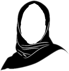 popular and trending hijab stickers on picsart