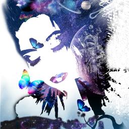 freetoedit sticker galaxy myselfedit nenwearefamily