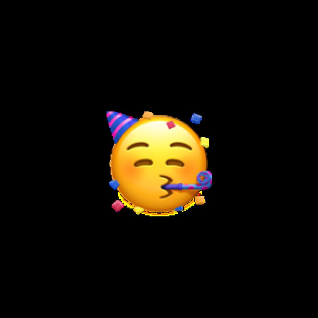 Birthday Party December3rd Emoji Iphone Congratulations Congrats Confetti