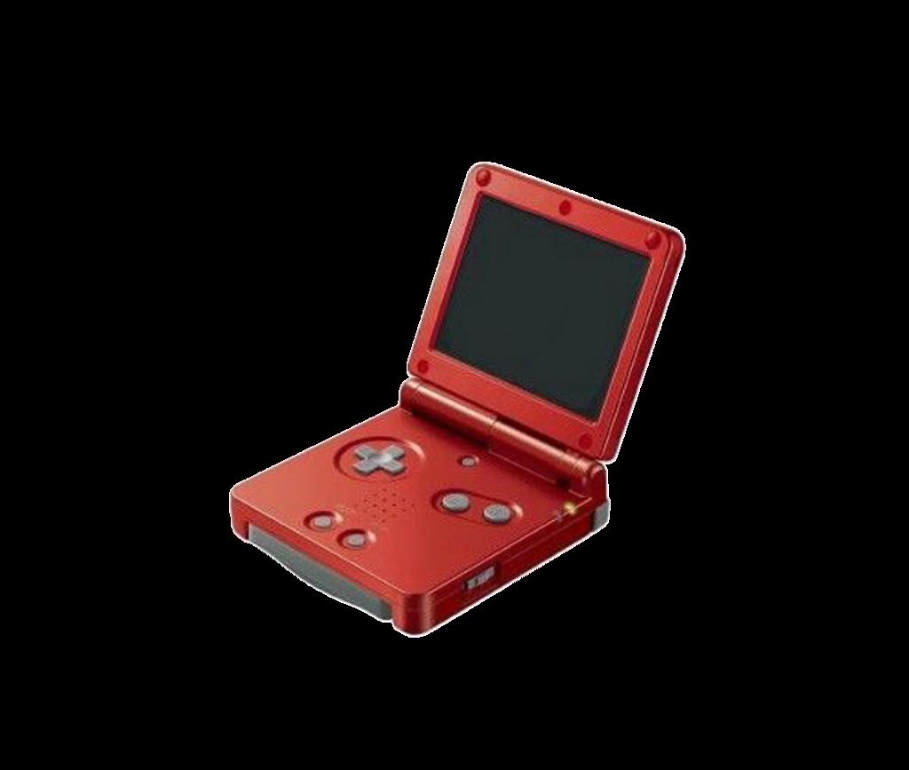 retro gameboy filler redfillers red edit game aesthetic