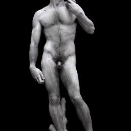 michelangelo art gallery modernist collage sculpture freetoedit