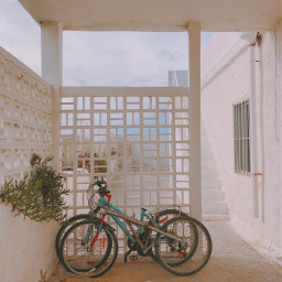 beachhouse frontporch architecturalstructure bycicles healthyhabits freetoedit