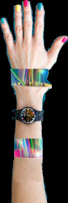 irccolorfulnails colorfulnails arm