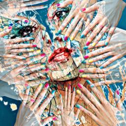 irccolorfulnails colorfulnails freetoedit