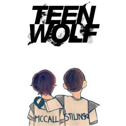 teenwolf stilinski scott mccall stiles freetoedit