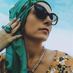 portrait photography fashion colorful woman