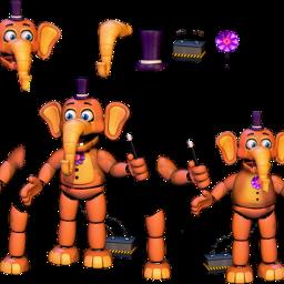 orville elephant orvilleelephant mediocremelodies fnaf freetoedit