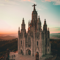 barcelona spain background backgrounds freetoedit
