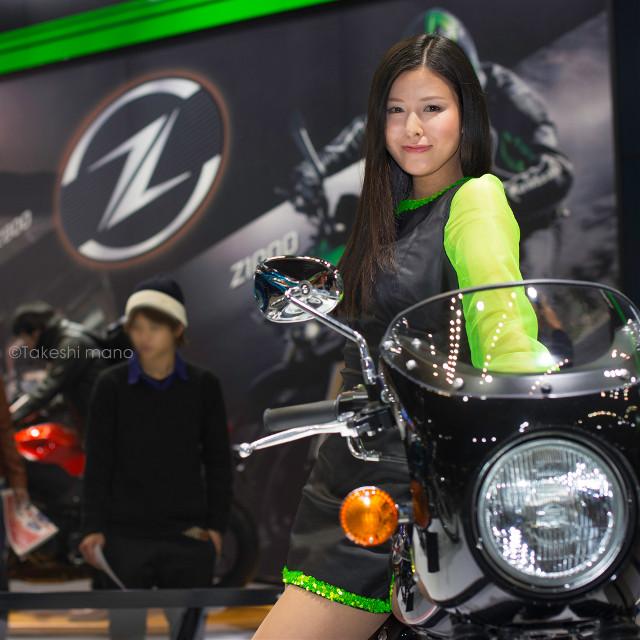 #motorcycle #kawasaki #woman