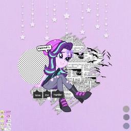 freetoedit mlp starlightglimmer edits icon