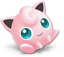 jigglypuff nintendo pokemon supersmashbrosultimate ssbu freetoedit