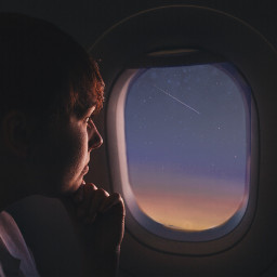 freetoedit kpop airplane magic universe