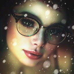 freetoedit portrait beautifulgirl glassesgirl glasses