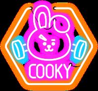 #cooky #bt21 #neon