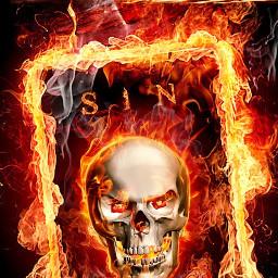 freetoedit sin hell hellfire fire
