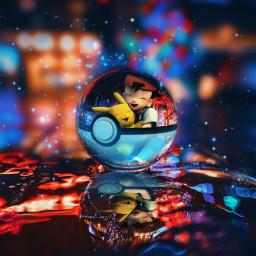 freetoedit edit picsart pokemon ashketchum