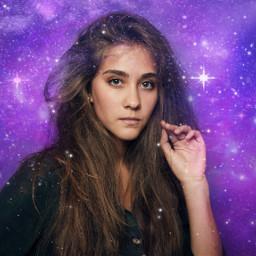freetoedit galaxy galaxyglassestickerremix galaxyedit galaxyhair