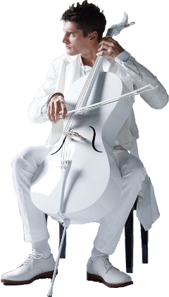 man cello music white violin freetoedit