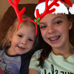 lilsis christmasstickers freetoedit