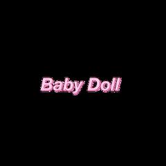babydoll doll baby aesthetic tumblr