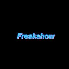 freakshow blue aesthetic tumblr kpop