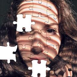 freetoedit puzzled comingundone lovethispic myedit