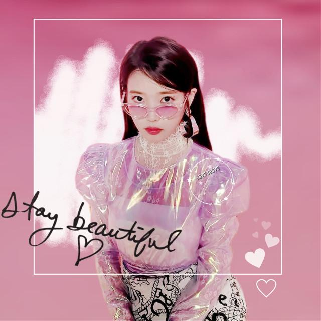 ❁ stay beautiful • so idk iu but her boice is beautiful so yeah { bts requests are always open } ✧credits✧   ◌ iu from @/ ughonghao   ◌ works from @/ chloekkk  ↳ tags↴ #freetoedit #iu #kpop #beautiful #leejieun