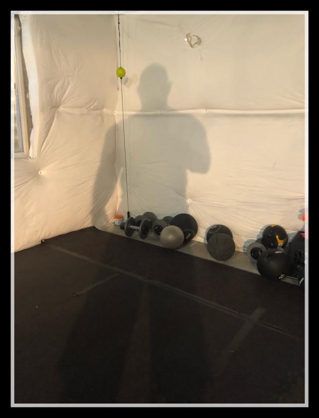 Me and the gym