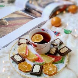 picsart tea food foodphotography book