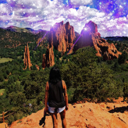 freetoedit gardenofthegods coloradosprings colorado coloradolife