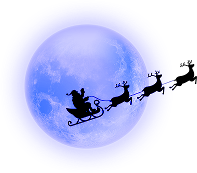 Sleigh my name, sleigh my name! Did you put the cookies and milk for santa last night? 🎅🏽 Add this cute sticker to your holiday edits! #santa #christmas #holiday #holidays #freetoedit