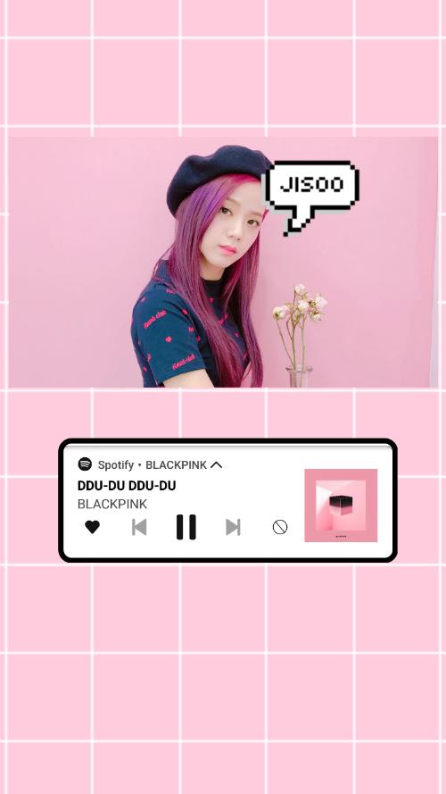 Jisoo Blackpink Wallpaper Loockscreens Asian Cute Kawai
