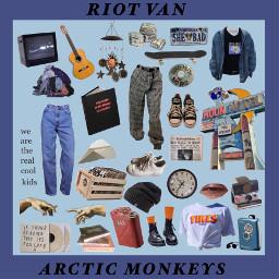 freetoedit arcticmonkeys grunge moodboard 90s
