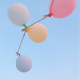 myphotography balloons freetoedit pcinthesky (null) pctheblueabove theblueabove