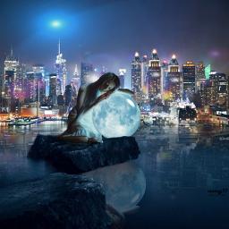 freetoedit photoshop lensdistorsion surrealart fantasy