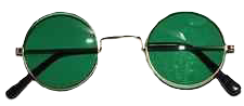 glasses sunglasses green emerald emeraldgreen