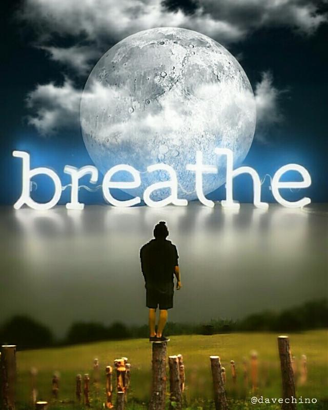 #nature #boy #moon #breathe @freetoedit @picsart #surreal #surrealist #surrealism #conseptual #myart #myedit #be_creative