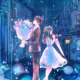 freetoedit anime interesting animecouple animegirl
