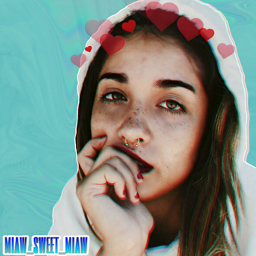 glitch mariabecerra crownhearts coronadecorazones edit freetoedit