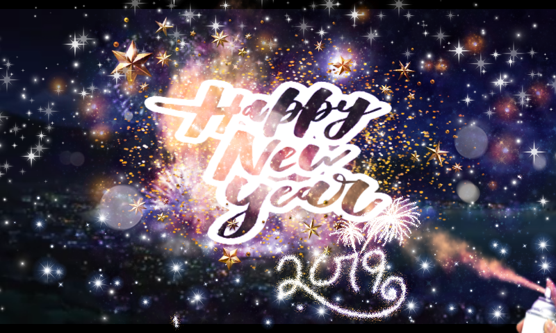 #freetoedit  #2019 #newyear #newyear2019 #newYearsEve #happynewyear2019 #happynewyear #glitter