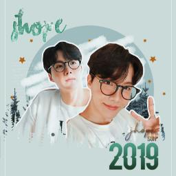 2019 newyear bts jhope
