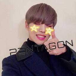pentagon pentagonhongseok hongseok universe freetoedit