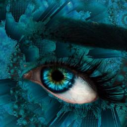 freetoedit eye fractal