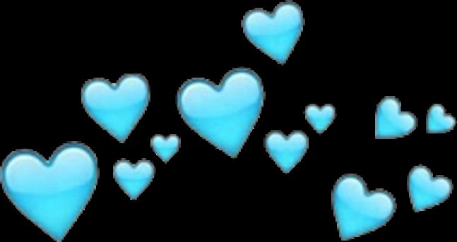 #crownhearts #coronadecorazones #crown #hearts #corona #corazones #lightblue