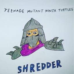 freetoedit shredder tmnt teenagemutantninjaturtles ninjaturtles
