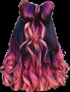 pinkhair colorfulhair wig pink hair